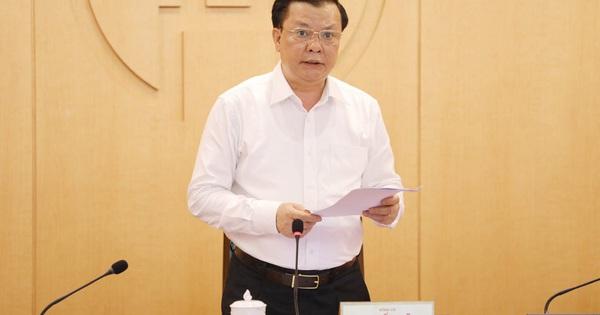 Bí thư Thành ủy Hà Nội: Áp dụng mô hình sáng tạo trong kiểm soát dịch theo 3 lớp