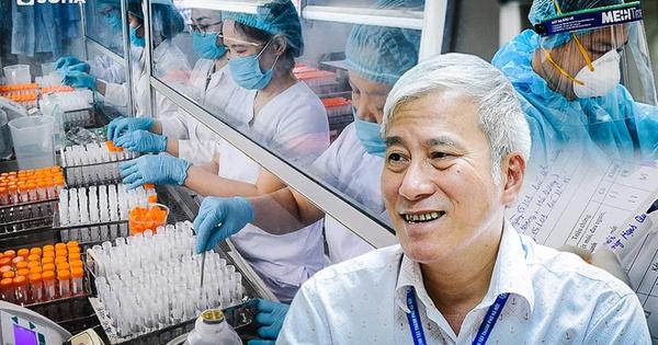 Phó giám đốc CDC Hà Nội: Chúng tôi vẫn đang phải cắt ống nhựa, tự chế ống bảo quản từng chiếc tăm bông xét nghiệm