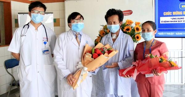 Sử dụng kỹ thuật ECMO cứu sống bệnh nhân nghèo không có tiền điều trị
