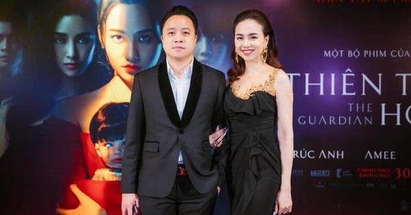 Đạo diễn Victor Vũ luôn ủng hộ vợ nếu cô ấy muốn tái xuất showbiz