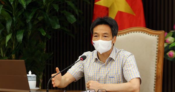 Phó Thủ tướng: Bắc Giang phải mạnh dạn áp dụng các giải pháp linh hoạt, sáng tạo, đúc rút kinh nghiệm thành các quy trình phòng, chống dịch