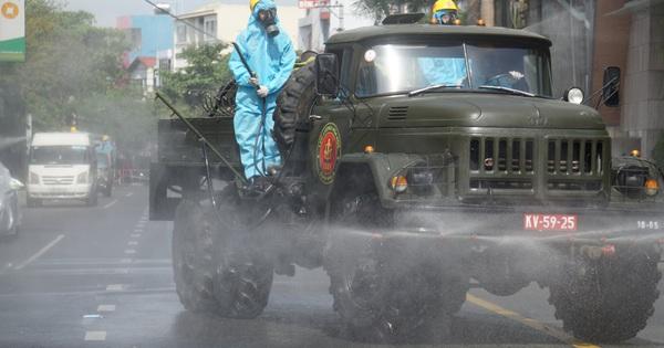 Đà Nẵng thêm 2 ca dương tính SARS-CoV-2, tiếp tục tạm dừng nhiều dịch vụ từ 12 giờ ngày 7/5