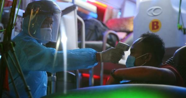 Quảng Bình kêu gọi các F1 trình báo và xử phạt người không đeo khẩu trang nơi công cộng