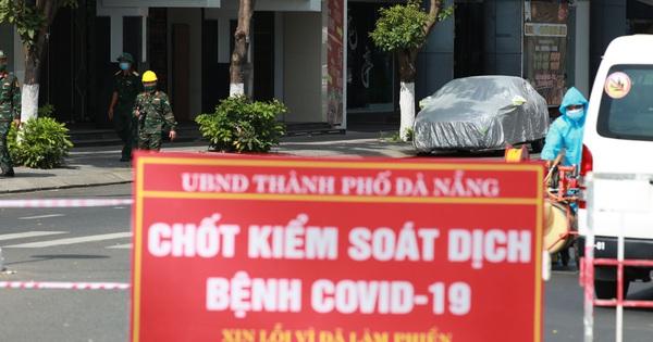 Đà Nẵng: Xét nghiệm Covid-19 cho 10.000 người phục vụ bầu cử, chiều nay ghi nhận thêm 2 ca dương tính SARS-CoV-2