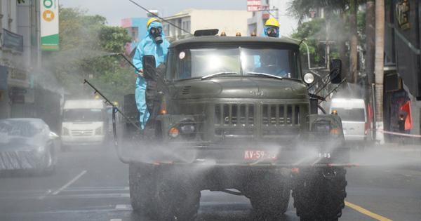 Đà Nẵng phát thông báo khẩn tìm người từng đến 2 bệnh viện có ca mắc Covid-19 ở Hà Nội