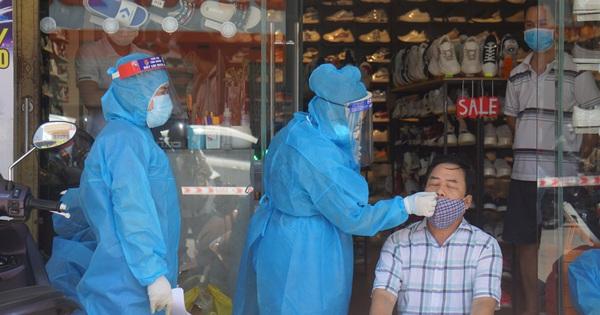 Đà Nẵng thêm 9 ca dương tính SARS-CoV-2, Quảng Ngãi cách ly người về từ TPHCM
