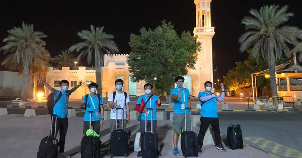Hành trình 23 ngày của phóng viên Việt Nam cùng đội tuyển vượt Covid-19 trên đất UAE: Đối đầu nguy hiểm tìm khoảnh khắc lịch sử