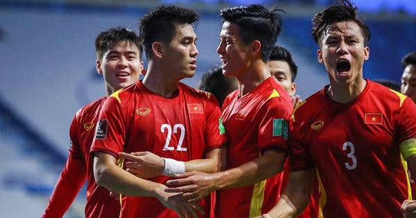 Chủ tịch nước, Chủ tịch Quốc hội chúc mừng chiến thắng của đội tuyển Việt Nam