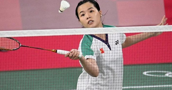 Tay vợt Thùy Linh thắng áp đảo đối thủ Pháp ngày ra quân tại Olympic