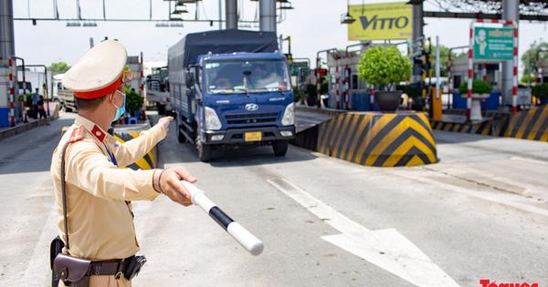 Phó Thủ tướng Lê Văn Thành: Từ 30/7, không kiểm tra phương tiện có Giấy nhận diện có QRCode còn thời hạn