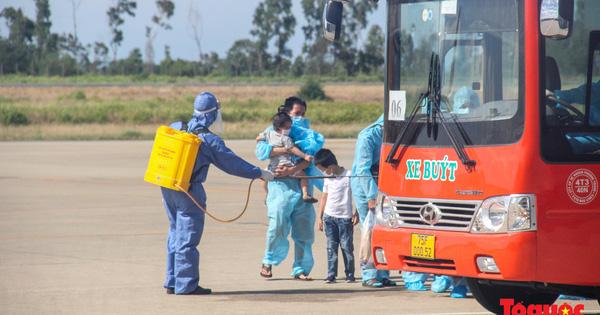 Thừa Thiên Huế tạm dừng chương trình đón công dân về từ vùng dịch; TP Hội An giãn cách xã hội theo Chỉ thị 16