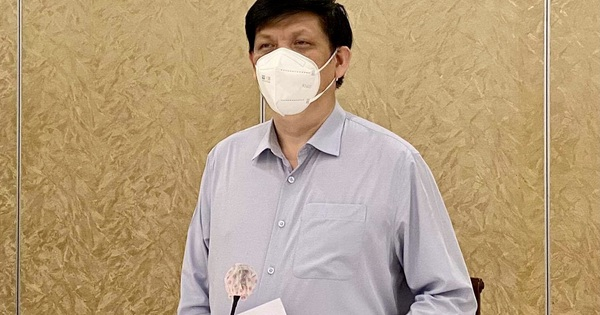 Bộ trưởng Y tế: Nhiều địa phương chưa tính hết những tình huống có thể xảy ra khi xây dựng kịch bản phòng chống dịch