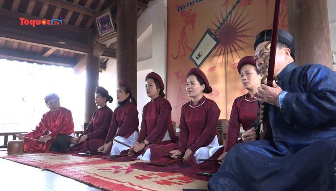 Công tác bảo tồn, phát huy giá trị Di sản ở Hà Tĩnh