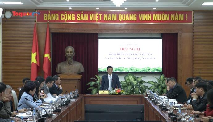 Văn phòng Bộ VHTTDL: Tiếp tục nỗ lực nâng cao chất lượng công việc được giao