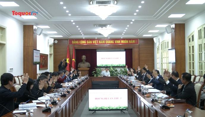 Hội nghị Ban chấp hành Đảng bộ Bộ VHTTDL lần 3
