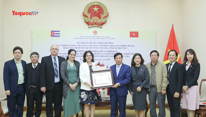 Bản tin Truyền hình số 158: Thúc đẩy mạnh mẽ hơn nữa hoạt động VHTTDL giữa Cuba và Việt Nam