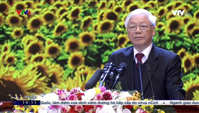 Diễn văn của Tổng Bí thư, Chủ tịch nước Nguyễn Phú Trọng tại Lễ kỷ niệm thành lập Đảng Cộng sản Việt Nam