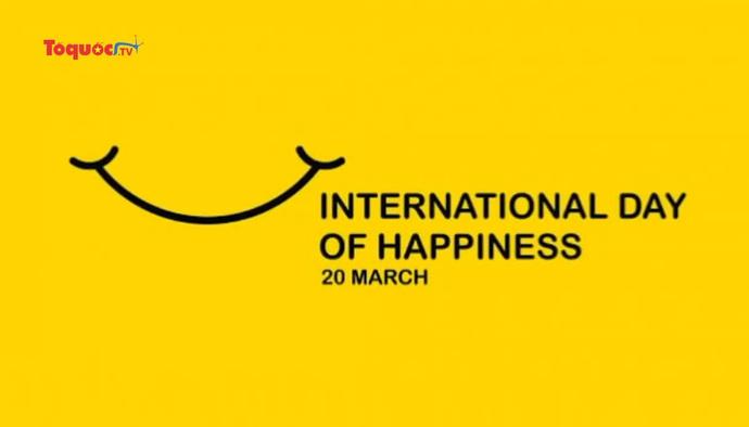 Ngày Quốc tế Hạnh phúc: Gia đình là nền tảng xây dựng hạnh phúc cộng đồng
