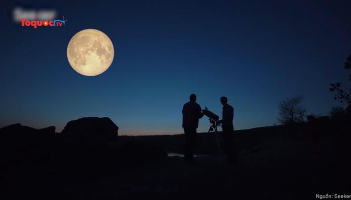 Dùng chất thải để xây dựng căn cứ trên Mặt trăng