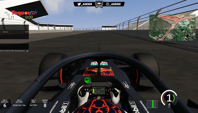 Đường đua Hà Nội sẽ xuất hiện trong trò chơi đua xe F1 2020