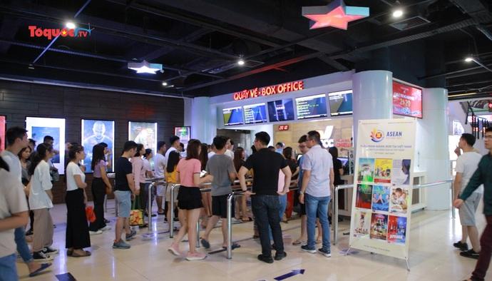 Khai mạc ''Tuần phim ASEAN 2020'': Gắn kết và chủ động thích ứng