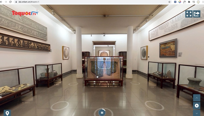 Chuyển đổi số là xu hướng tất yếu của các bảo tàng