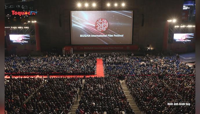 Vẫn diễn ra lễ khai mạc LHP Busan 2021 trong điều kiện tuân thủ phòng dịch nghiêm ngặt
