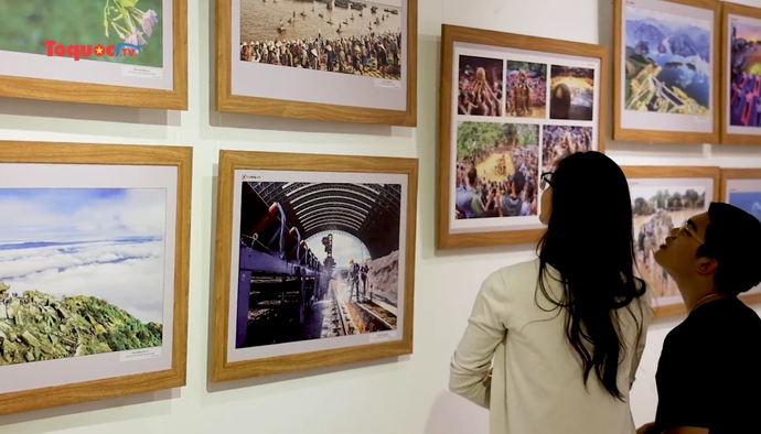 Festival nhiếp ảnh trẻ 2021: Quảng bá, giới thiệu hình ảnh Việt Nam tới thế giới