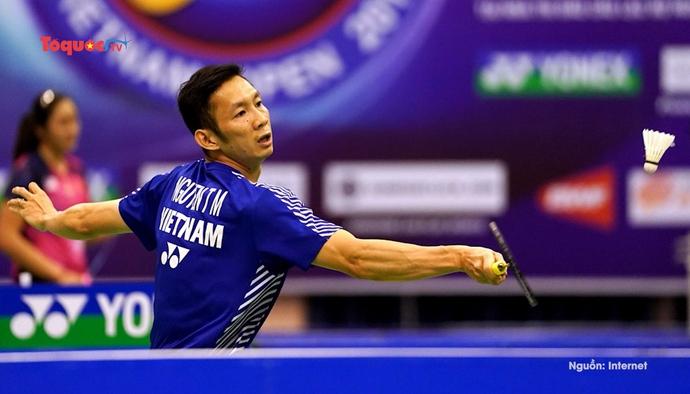 Cầu lông Việt Nam giành 2 suất dự Olympic