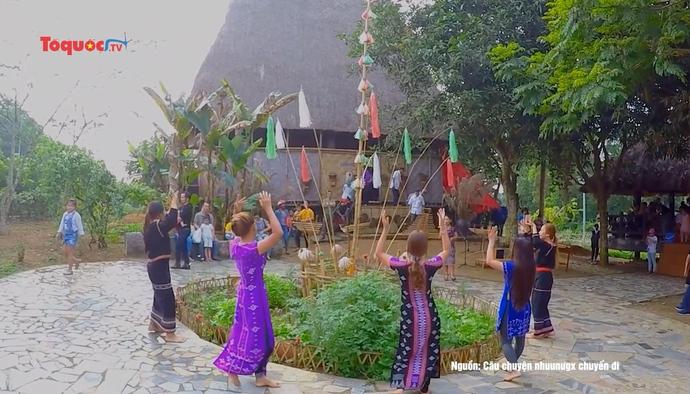 Đa dạng hoạt động trong tháng 7 tại Làng Văn hóa - Du lịch các dân tộc Việt Nam