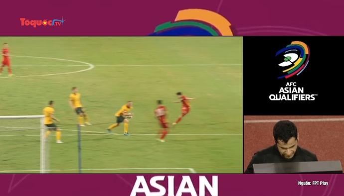 VFF đề nghị FIFA và AFC chấn chỉnh công tác trọng tài