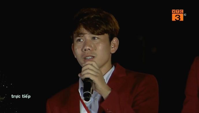 Tiền vệ Trần Minh Vương nói gì về siêu phẩm xé lưới Olympic Hàn Quốc?