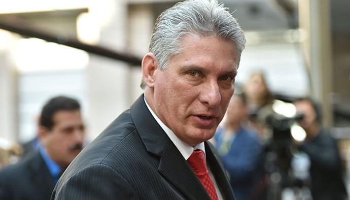 Ông Miguel Diaz-Canel chính thức trúng cử chức Chủ tịch nước Cuba