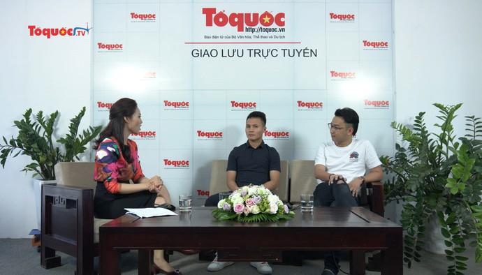 Talk với Sao: Cầu thủ Quang Hải chia sẻ dự định tương lai