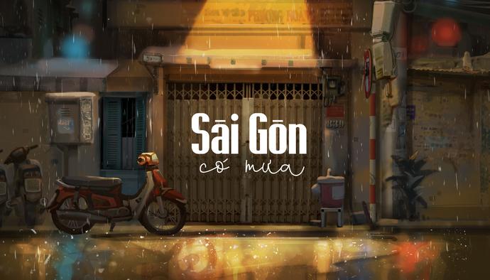 """Triển lãm dự án nghệ thuật ''Sài Gòn có mưa"""""""