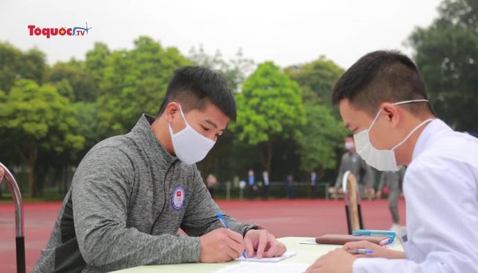 Hơn 400 HLV, VĐV đăng ký hiến máu hưởng ứng ngày ''Toàn dân hiến máu tình nguyện''